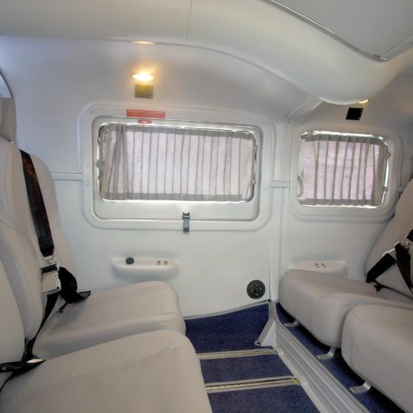 P68 Series Interior