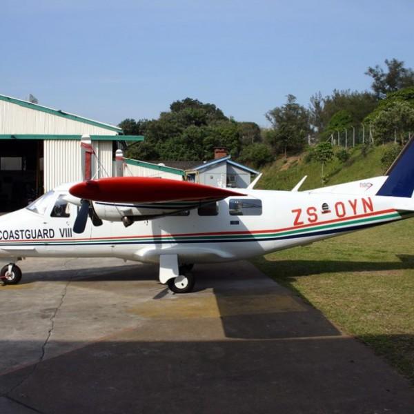 Vulcanair A-Viator Africa do Sul