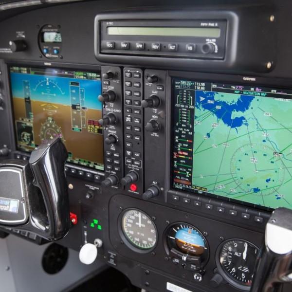 P68 Series Cockpit