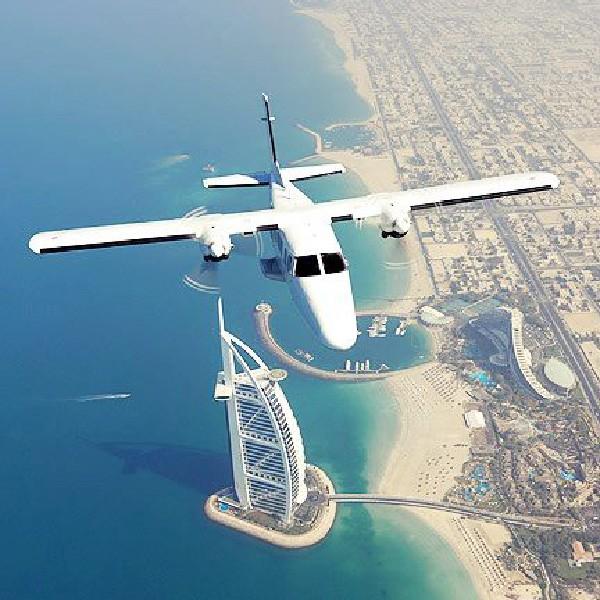 Vulcanair A-Viator no Dubai