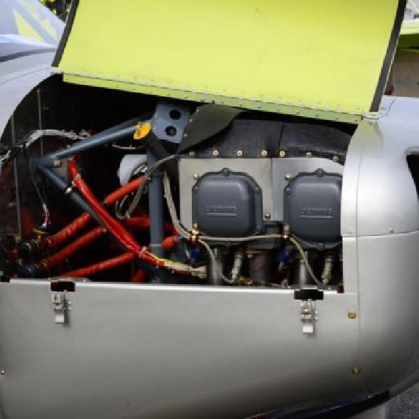 Vulcanair-V1.0 - Avião-monomotor-1