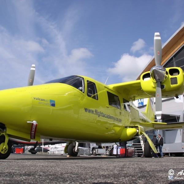 Vulcanair P68R