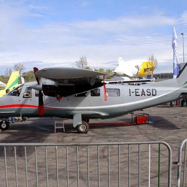 Vulcanair A-Viator Feira de Aviação