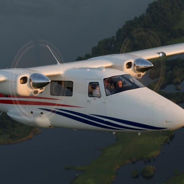 Vulcanair P68R - E.U.A.