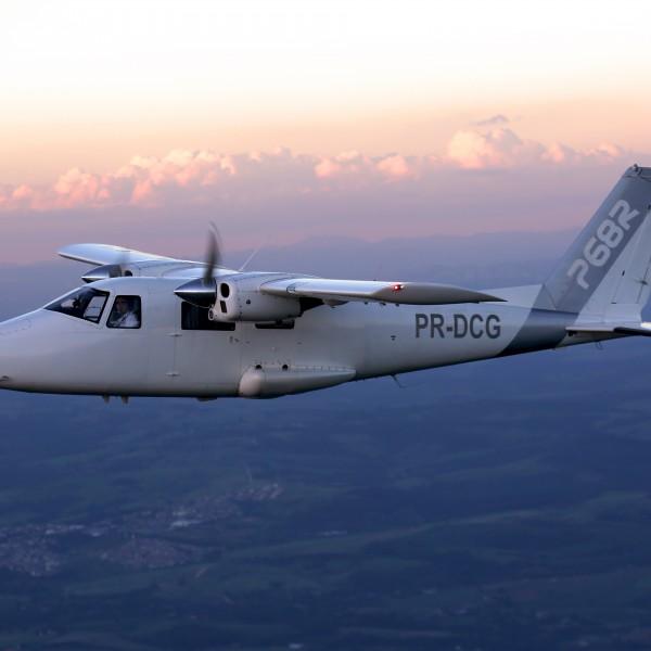 Vulcanair P68R - Brasil