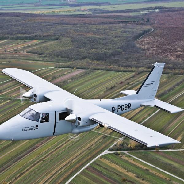 Vulcanair P68R - Reino Unido